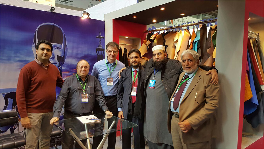 MEGA LEATHER SHOW 2016, LAHORE, PAKISTAN