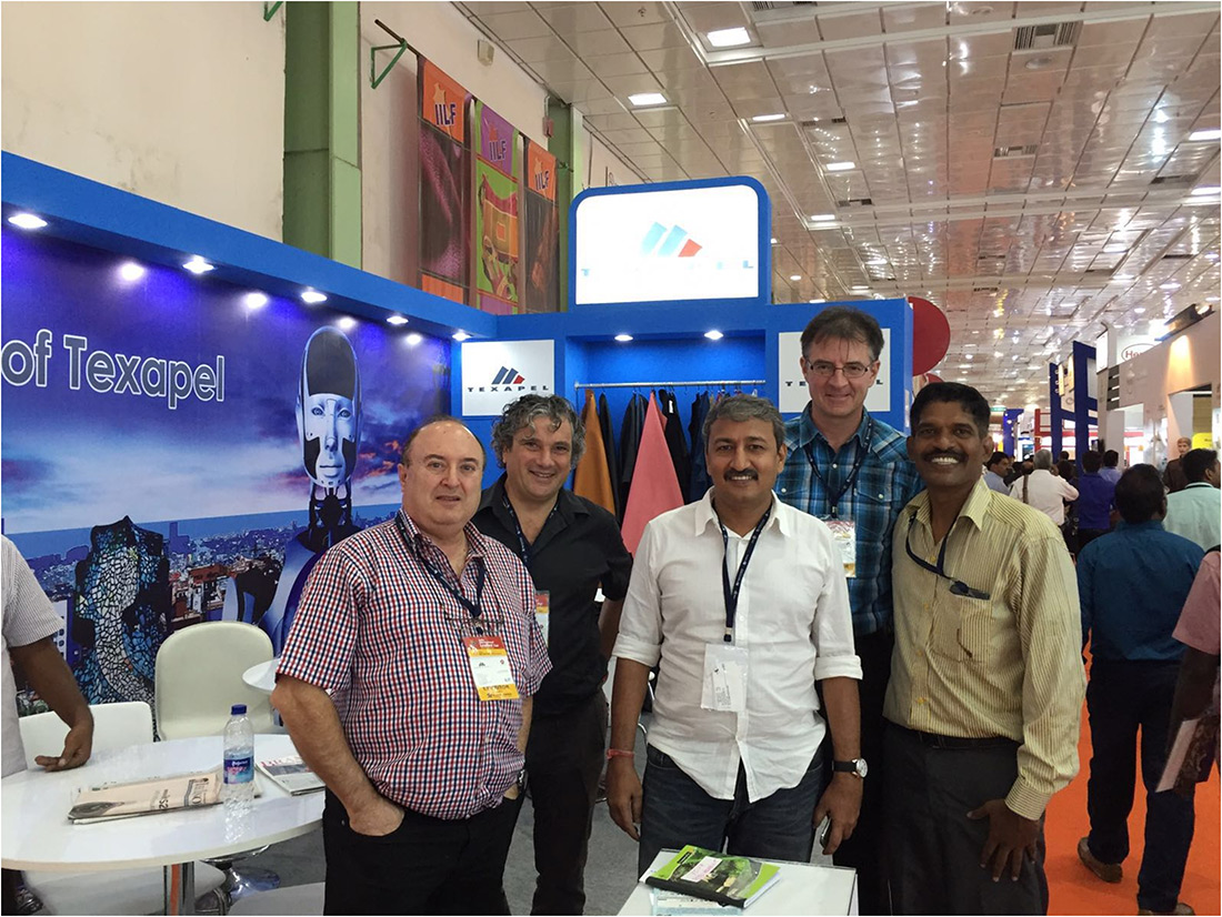 INTERNATIONAL INDIAN LEATHER FAIR, IILF 2016, CHENNAI, INDIA